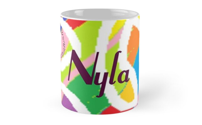 Nyla - original artwork to personalize your gift by myfavourite8