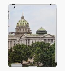 State capital iPad Case/Skin