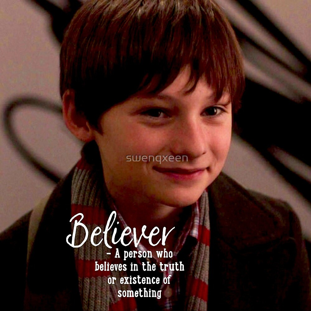 Henry Mills Once Upon A Time Believer Definition by swenqxeen