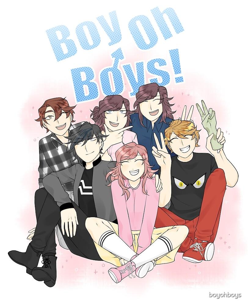 Boy Oh Boys! ver. 2 by boyohboys