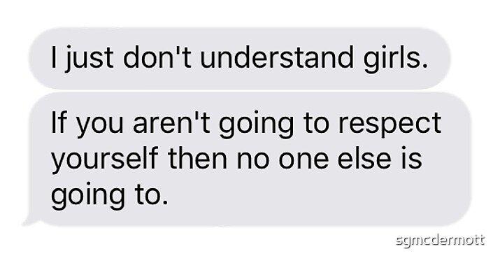 Don't Understand Girls by sgmcdermott