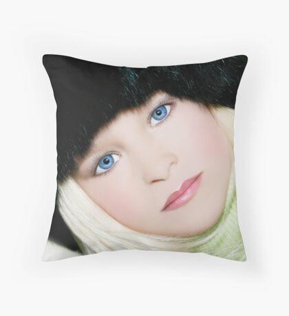 Glitz and Glamour 2 Throw Pillow