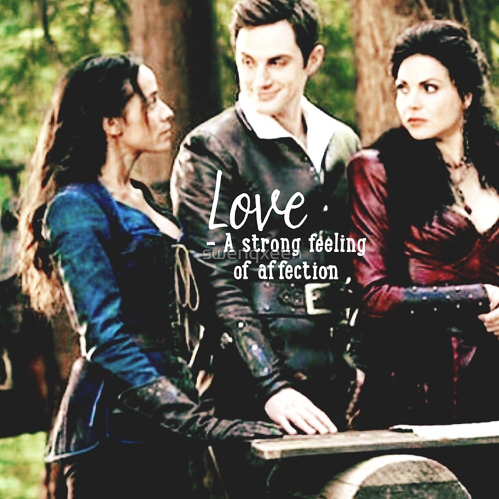 Regina Henry Cinderella Once Upon A Time Season 7 Love Definition by swenqxeen