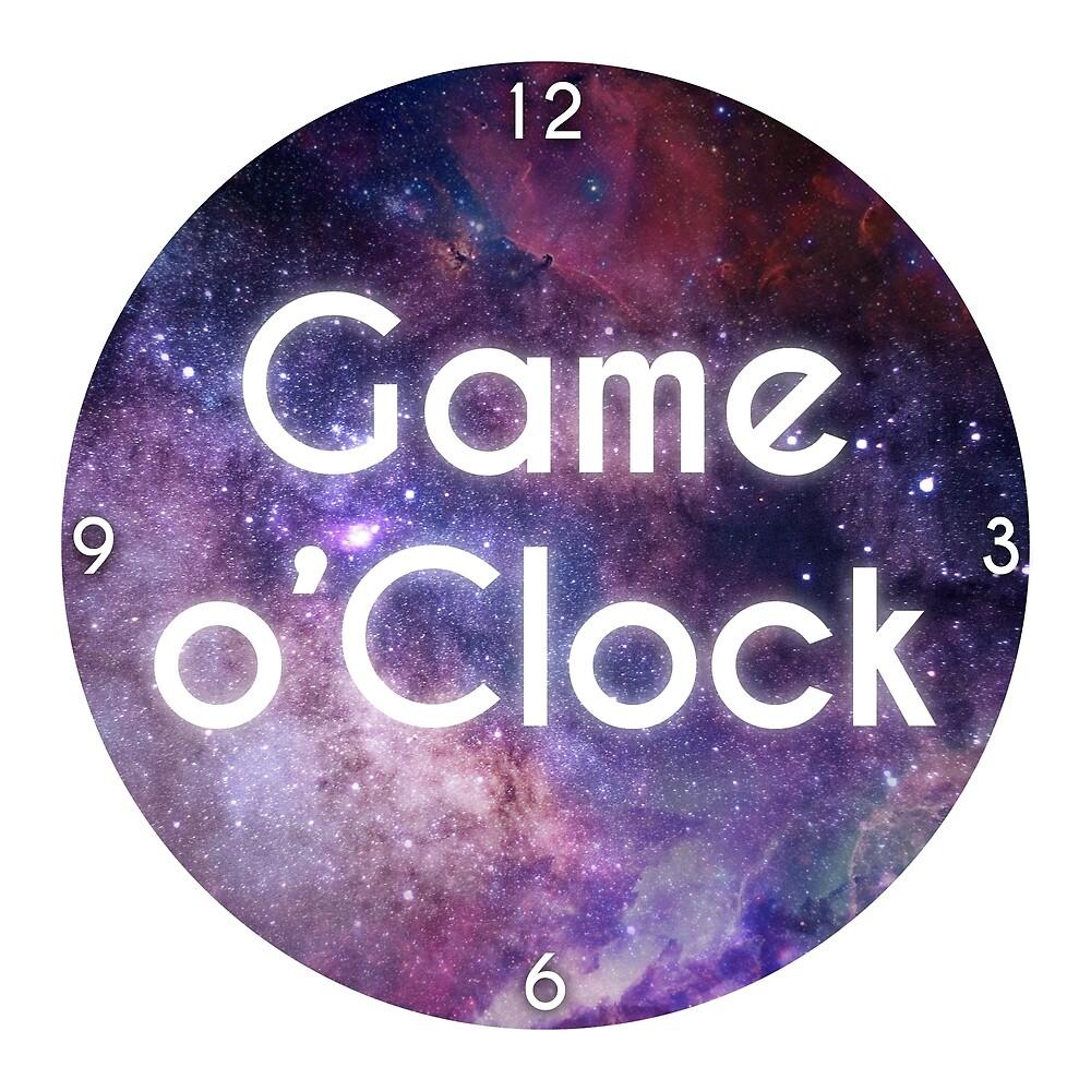 Game o'Clock is back by Raddie
