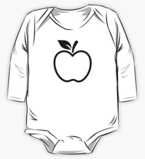 Apple One Piece - Long Sleeve