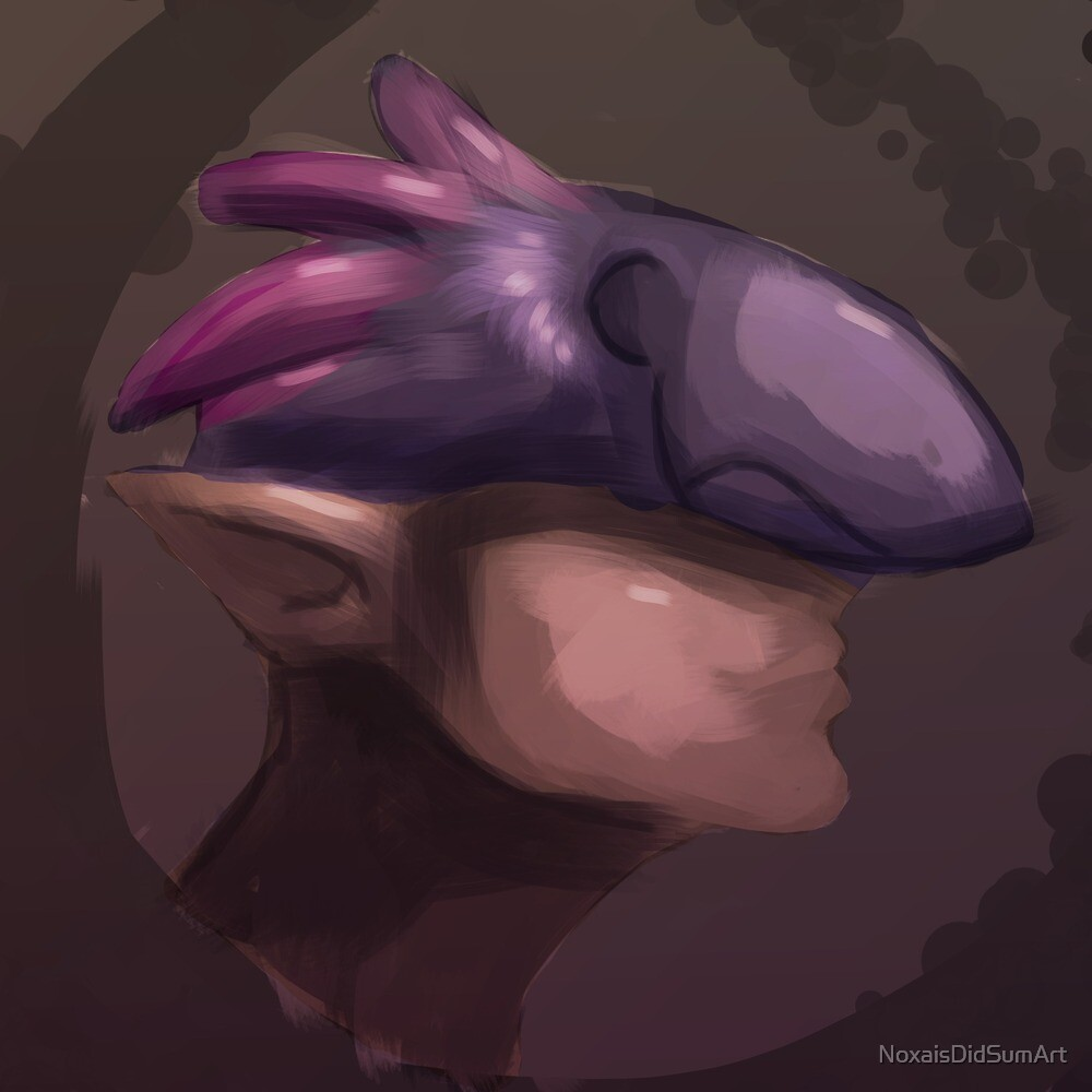 Bird head by NoxaisDidSumArt