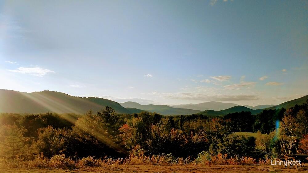 Mountain View by LinnyRett