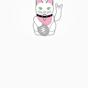 Hello Rock Kitty by Mungo