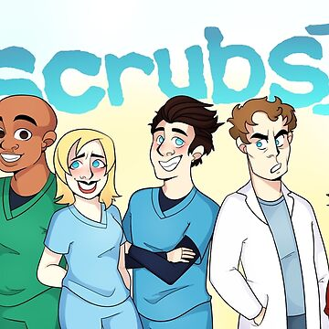 SCRUBS by TheQuinng
