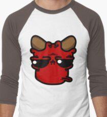 Devilish Men's Baseball ¾ T-Shirt