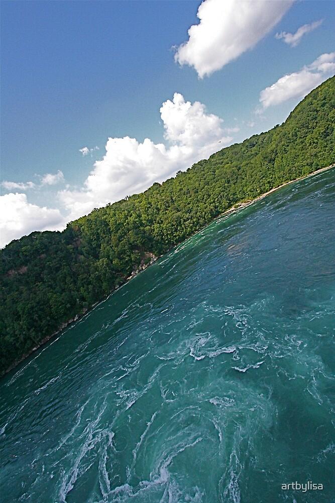 Niagara Falls 9 by artbylisa