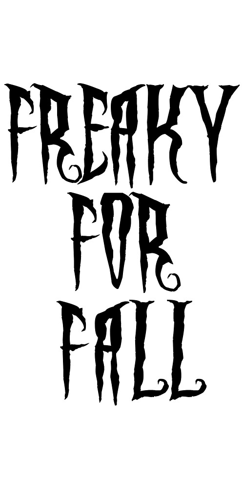Freaky for Fall by BitBytes