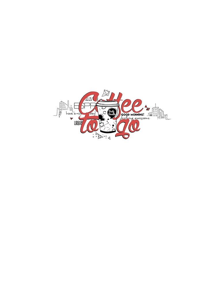 Coffee to go by mirunasfia