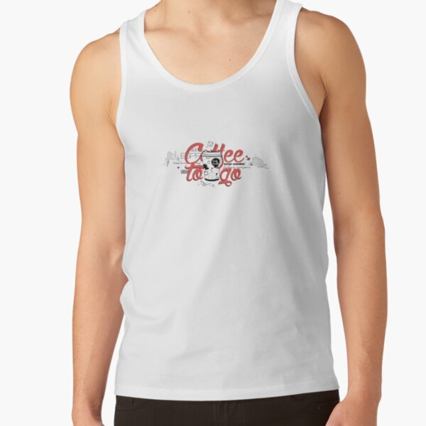Coffee to go Tank Top
