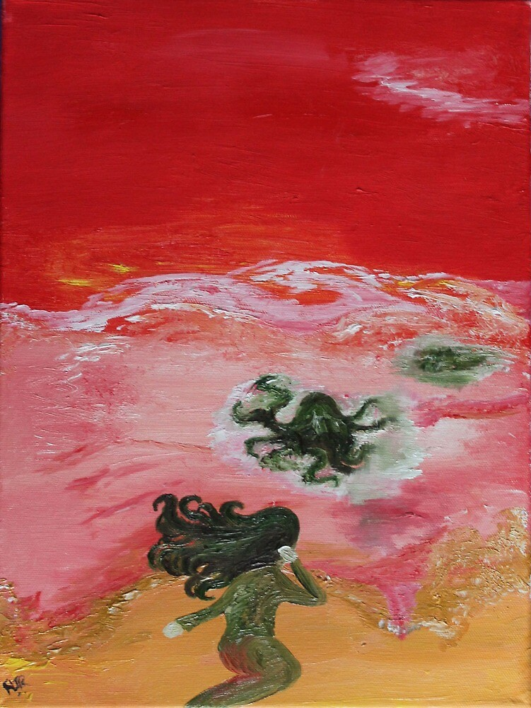The Waves  by naasirahramjan