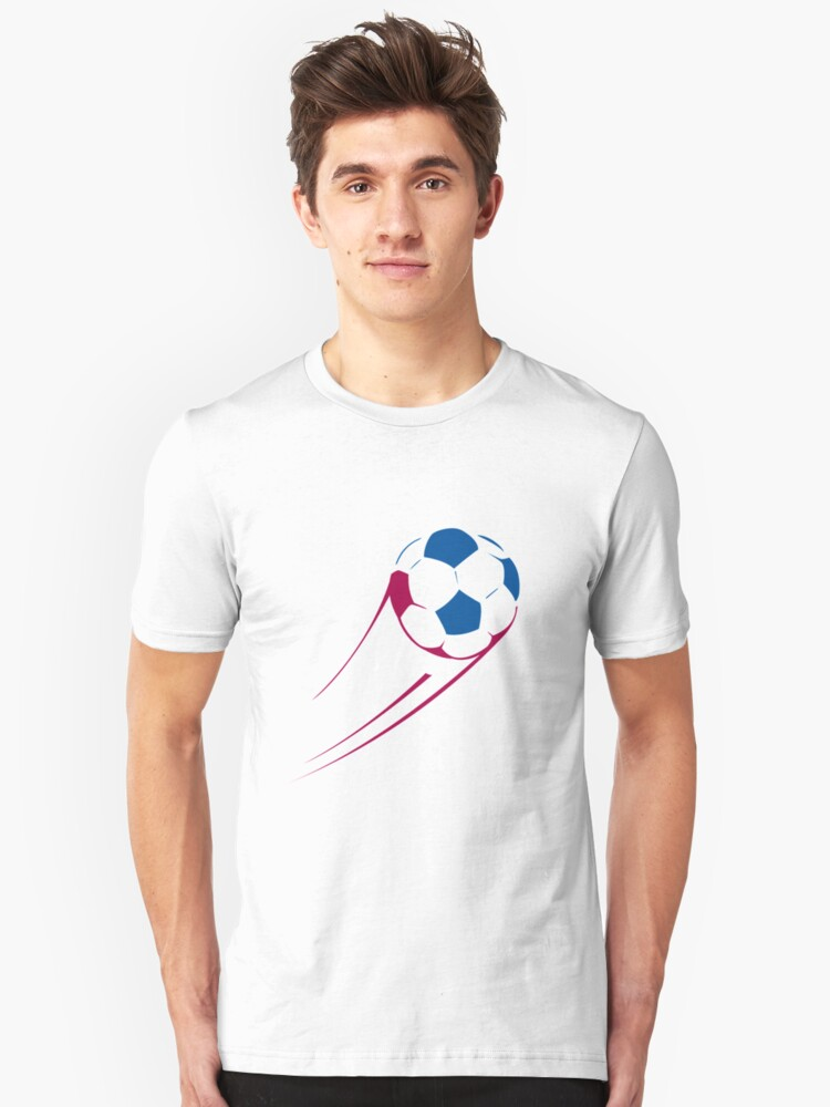 Two Colors Ball Unisex T-Shirt Front