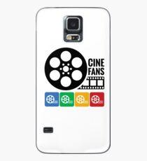 Cine Fans Case/Skin for Samsung Galaxy