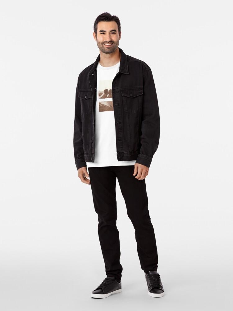 Alternative Ansicht von Ruf mich mit deinem Namen an - Elio & Oliver Premium T-Shirt