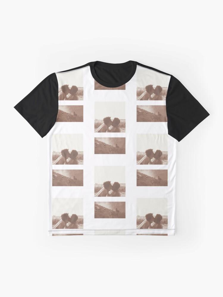 Alternative Ansicht von Ruf mich mit deinem Namen an - Elio & Oliver Grafik T-Shirt