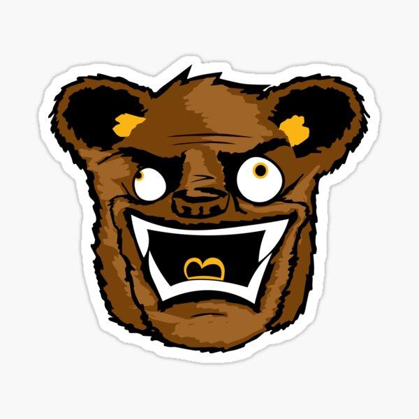 Boston Rabid Team Logo Sticker