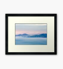 Hook Head  County Donegal Ireland Framed Print