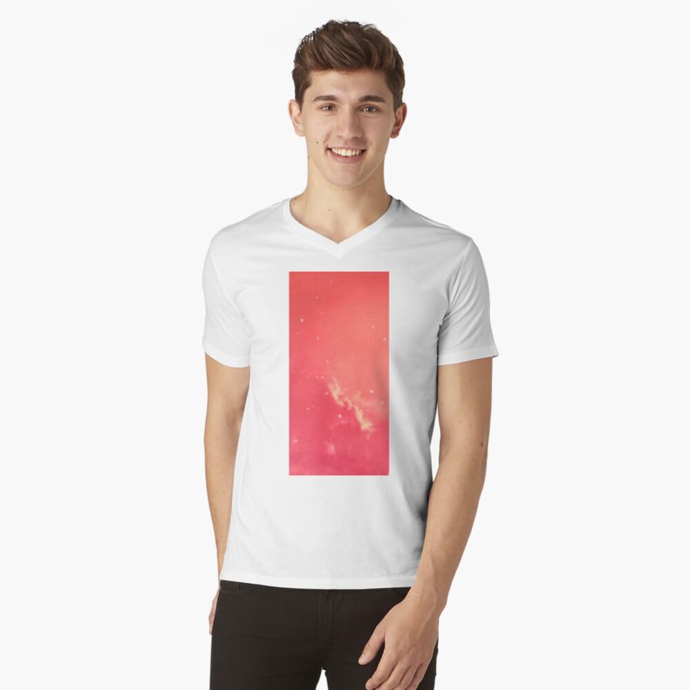 Chance the Rapper - Malbuch T-Shirt mit V-Ausschnitt