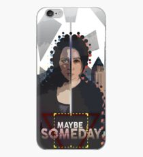 Person of Interest - Maybe Someday (Shaw&Root) iPhone Case