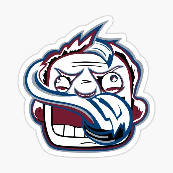 Colorado Rabid Team Logo Sticker