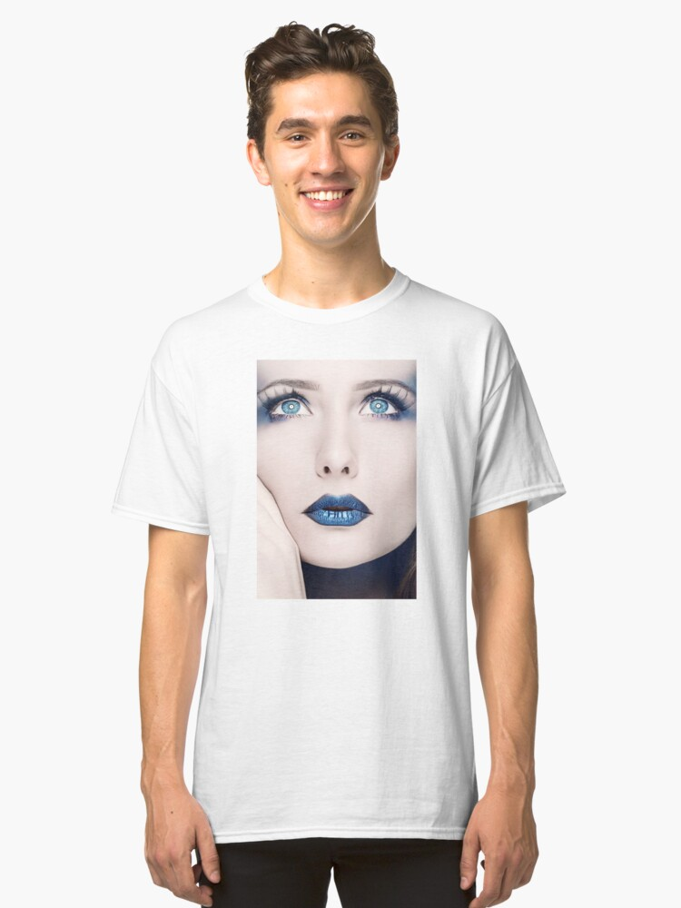 Ice Princess Classic T-Shirt Front