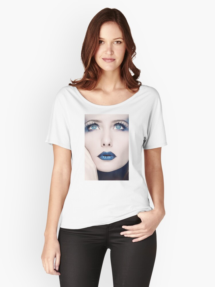 Ice Princess Women's Relaxed Fit T-Shirt Front