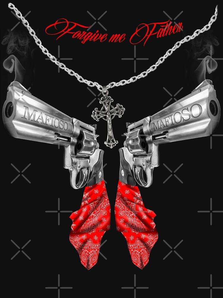 Guns Mafioso by LeoZitro