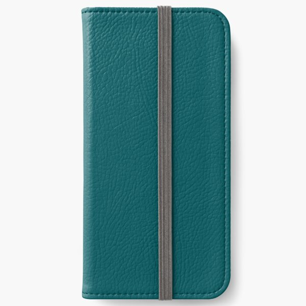 Shaded Spruce 19-4524 TCX   Pantone   Color Trends   New York   Fall Winter 2017   Solid Colors   Fashion Colors     iPhone Wallet