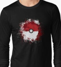 Pokeball Splat T-Shirt
