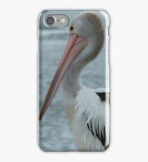 Pelican Portrait iPhone Case/Skin
