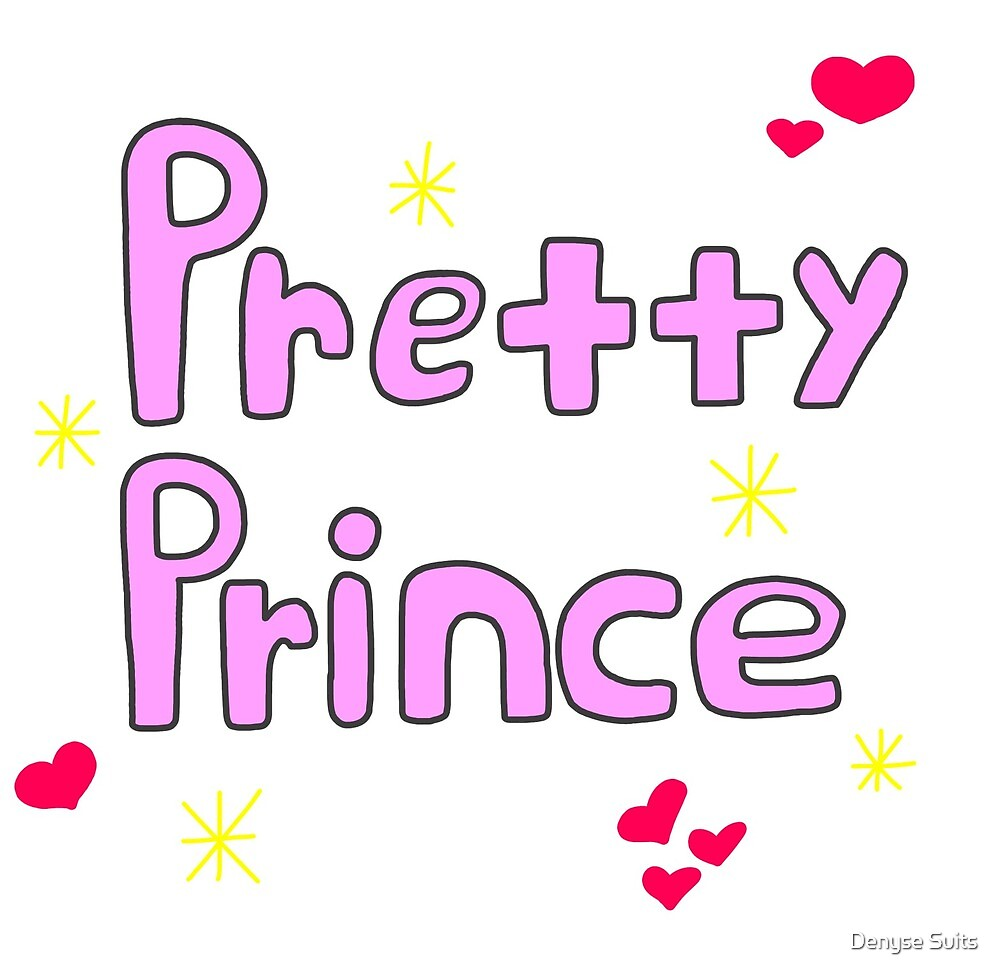 Pretty Prince by Denyse Suits