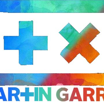 Martin Garrix - Colour Explosion by MattJAshworth