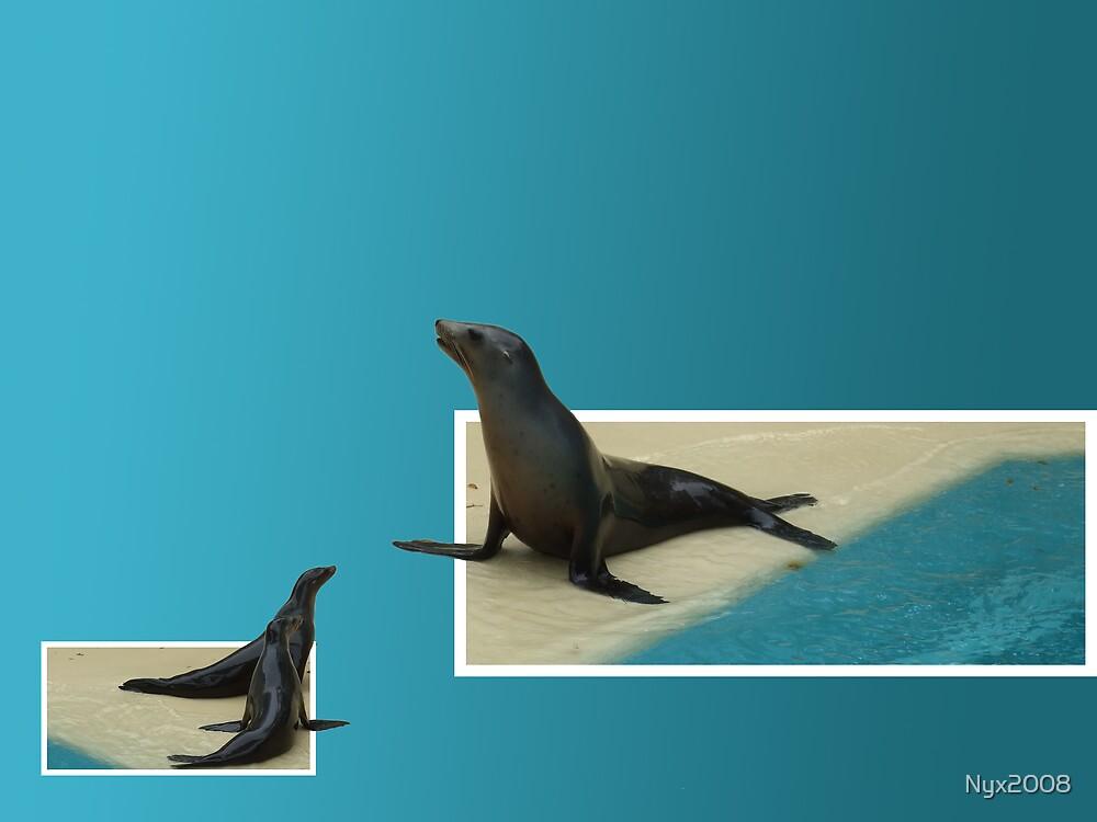 Sea Lion by Nyx2008