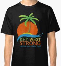 Key West Strong Shirt Hurricane Irma T Shirt Classic T-Shirt