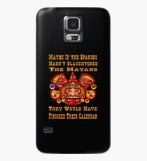Funny Mayan Calendar Case/Skin for Samsung Galaxy