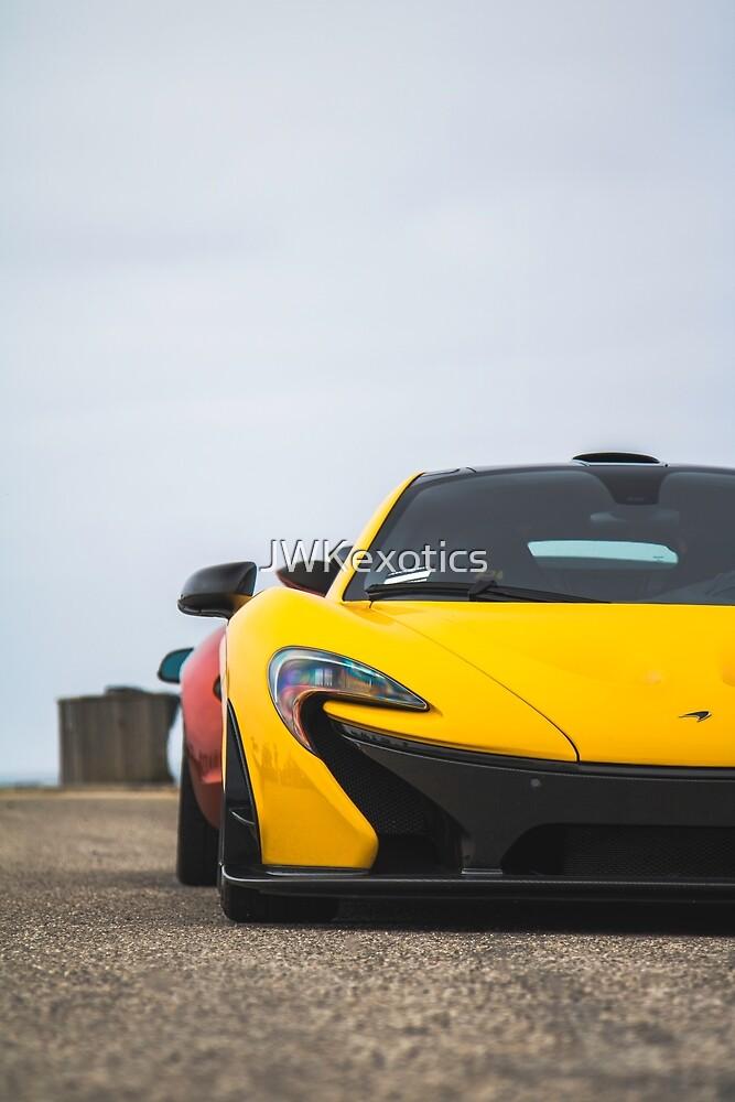 McLaren P1 by JWKexotics