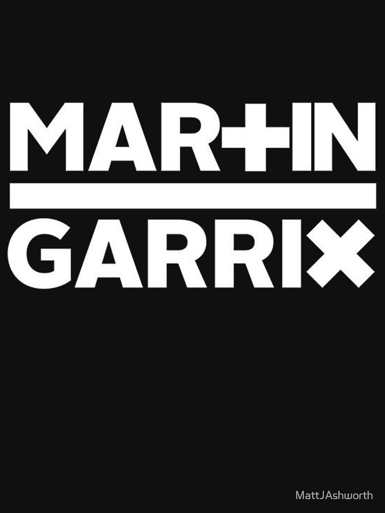 Martin Garrix - Logo Large by MattJAshworth