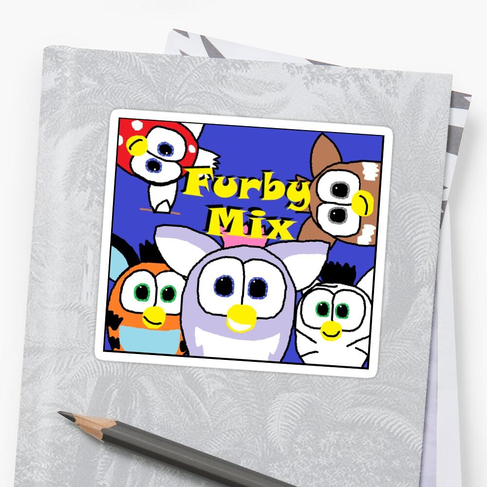 Furby Mix by FurbyMix