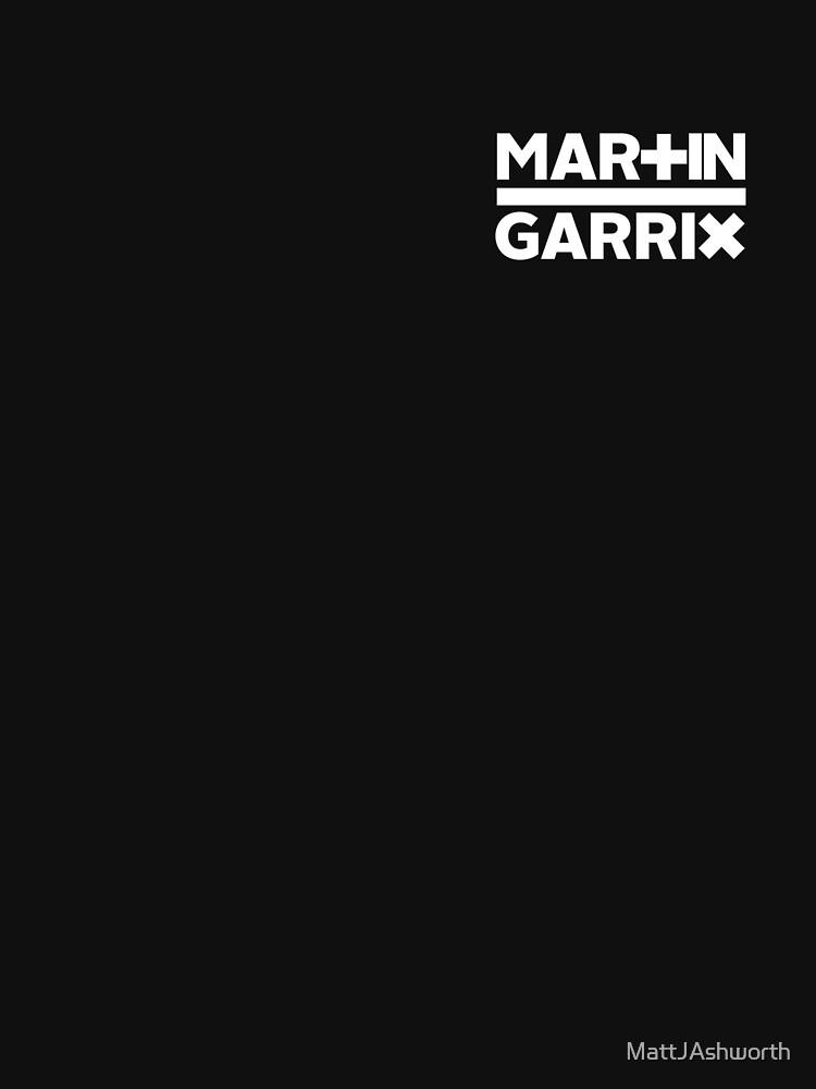 Martin Garrix - Logo Small by MattJAshworth