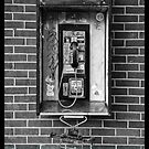 Portland Payphone by PatrickChambers