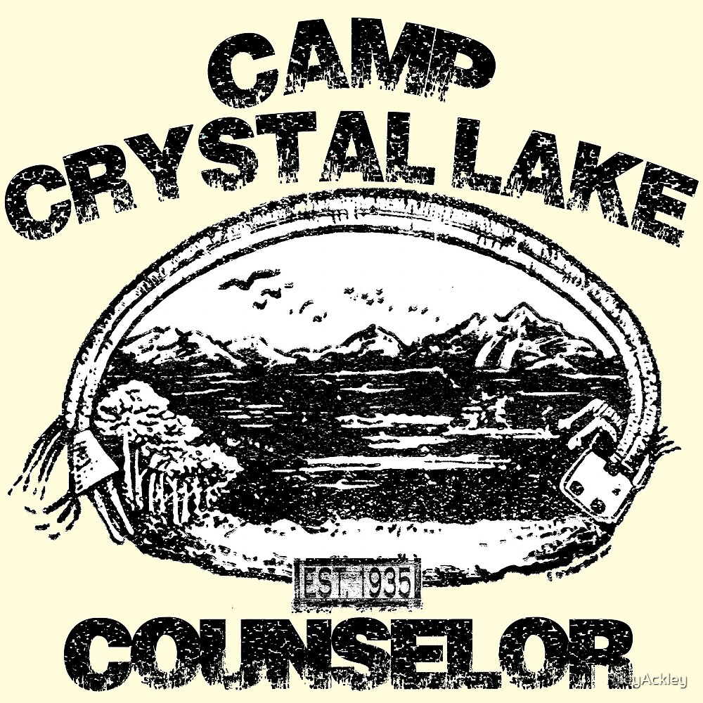 Camp Crystal Lake by RileyAckley