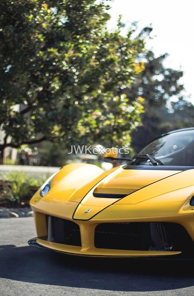 Ferrari LaFerrari Aperta by JWKexotics