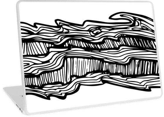 Radial Black, Brush, Hand ,Written  by PineLemon