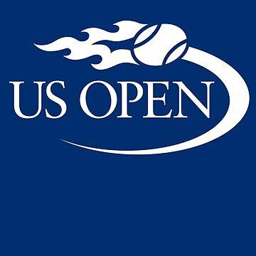 US OPEN Tennis 2017 by RichardBrafford