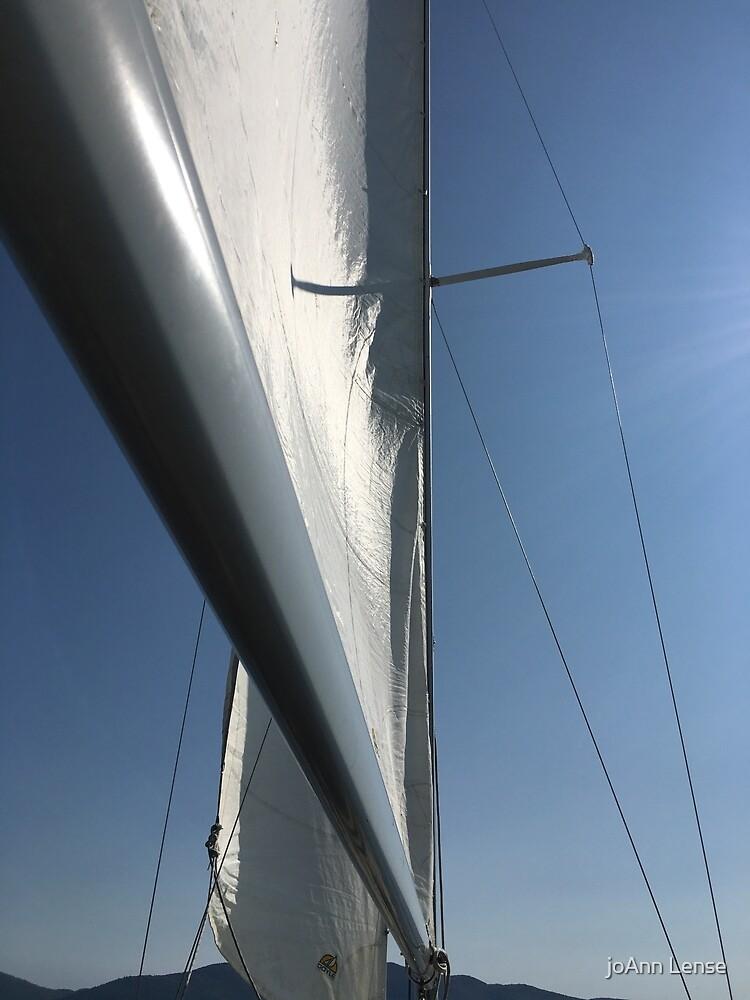 Sail Away by joAnn lense