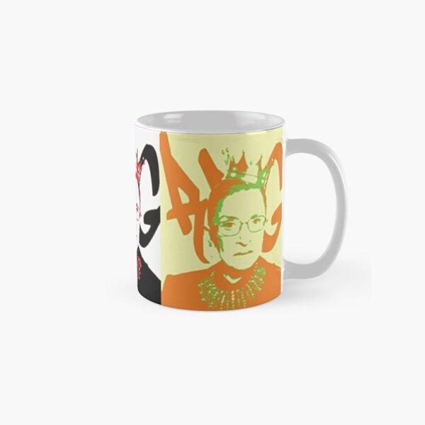 ruth bader ginsburg Classic Mug